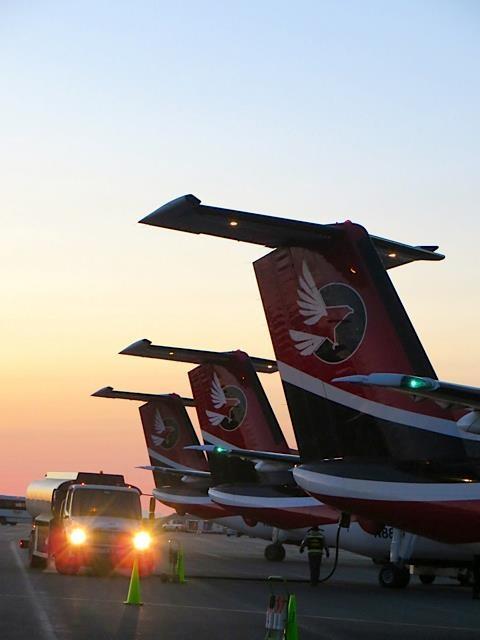 Era Alaska - WooHoo Bush Flights!!