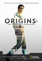 Начало. Происхождение: Путешествие человечества — Origins: The Journey of Humankind (2017)