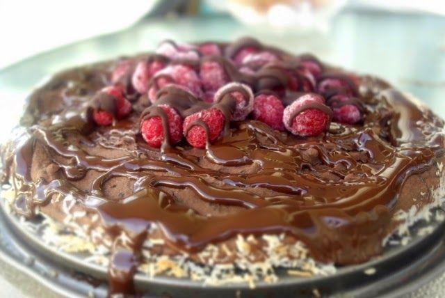 Kladdkaka med kaffe - på bönor och bovete Ulrika Gabriel Inspiratör: Recept - bakat