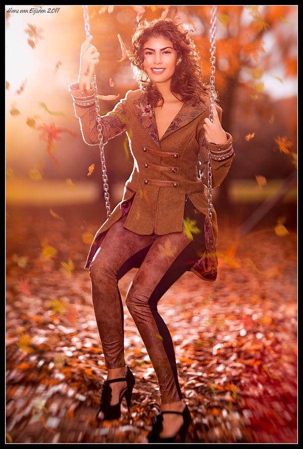 Miss Avalon-Chanel by Hans van Eijsden on 500px