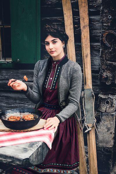 Lena Hoschek Tradition Wally Kleid