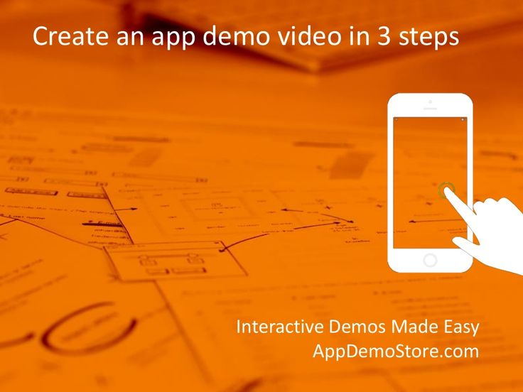 Here is an amazing presentation about how to create an app demo video with AppDemoStore. It's easy, fast and free! Try it! #appdemostore #presentation #tutorial