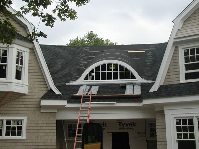 15 best dormer images on pinterest dormer windows for Eyebrow dormer windows