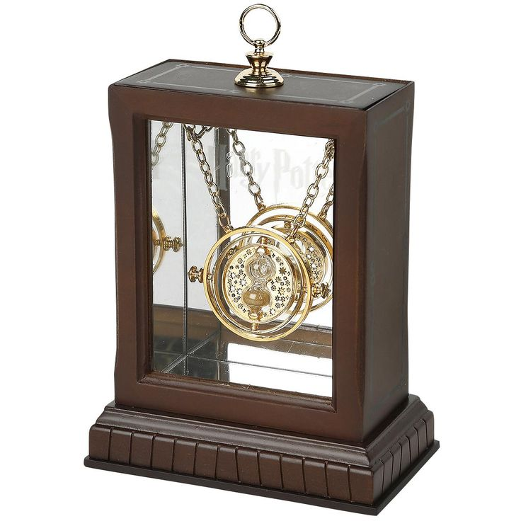 Hermione's Time Turner - Halsketting van Harry Potter