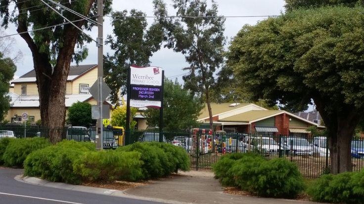 playground in Werribee Primary School