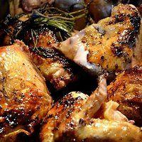 Pollo al miele