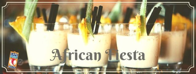 "» 2017 Themed Year End Functions I Cape Town|  AFRICAN FIESTA   Min 120 | Max 300 | From R695    This unique African Experience, in the heart of Cape Town, offers a set 14 dish ""Taste Safari"" that will transport you from Table Mountain to Timbuktu. This culinary experience is accompanied by unique interactive traditional entertainment."