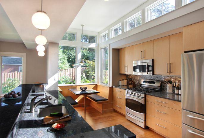 Kitchen ideas - Bennett Frank McCarthy Architects