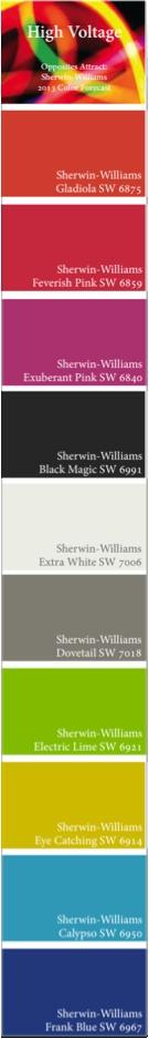 145 Best Paint Color Forecast Images On Pinterest Color