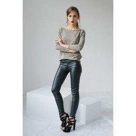 Leather pants #allblackeverything #minimalism