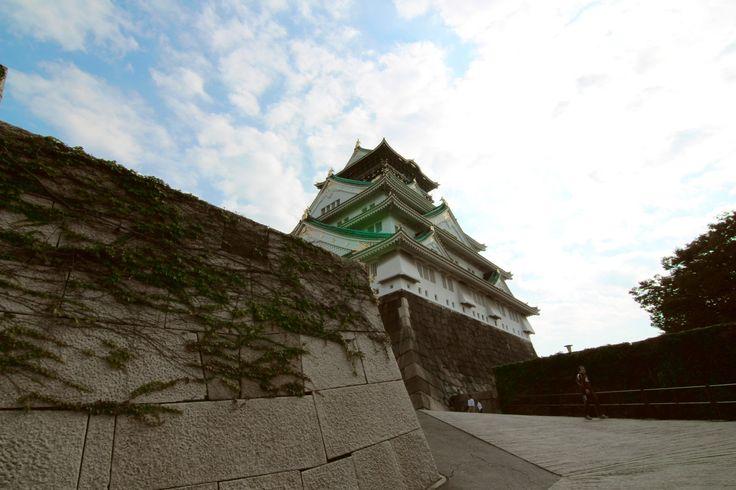 Bring Me to Osaka Castle!