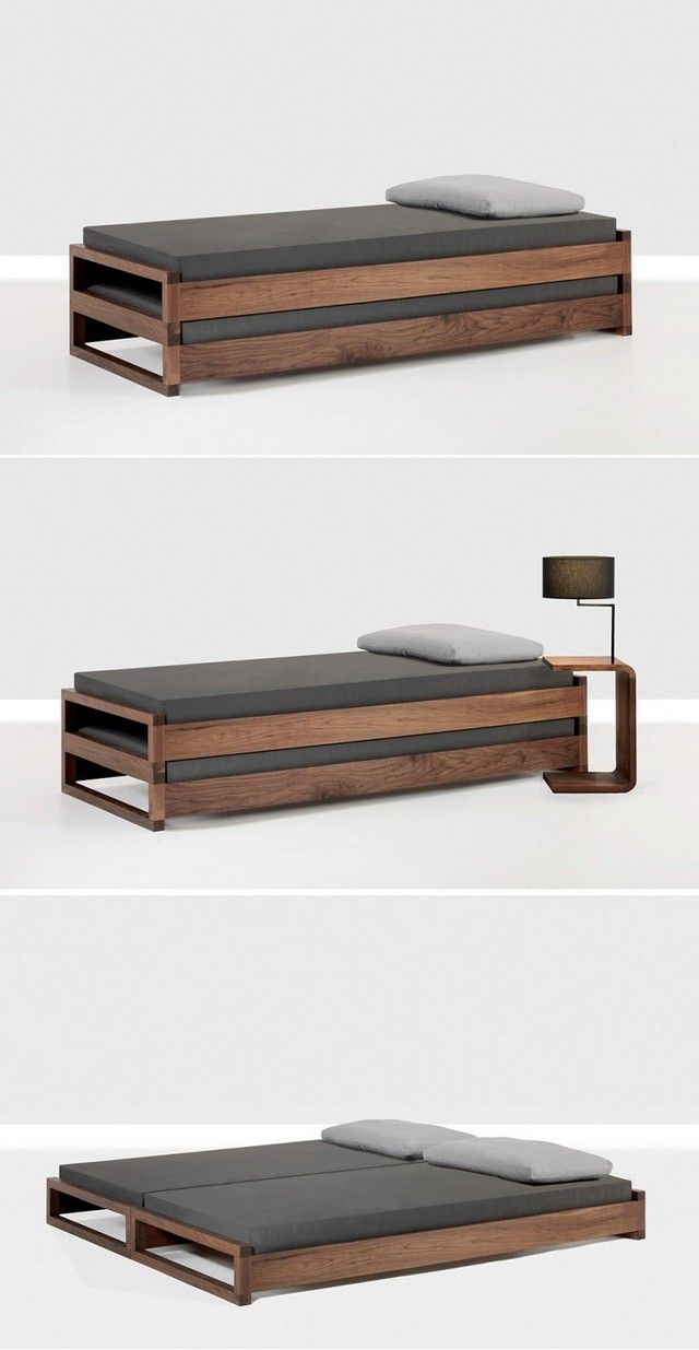 die besten 25 g stebett ideen auf pinterest diy klappbett klappbettmatratze und murphy bett b ro. Black Bedroom Furniture Sets. Home Design Ideas