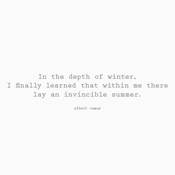 he.said : Albert Camus