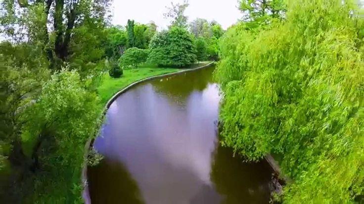 Gradina Botanica Bucuresti - filmare aeriana drona www,cotroceni.ro #CartierulCotroceni #Cotroceni #ghid #urban #GradinaBotanica