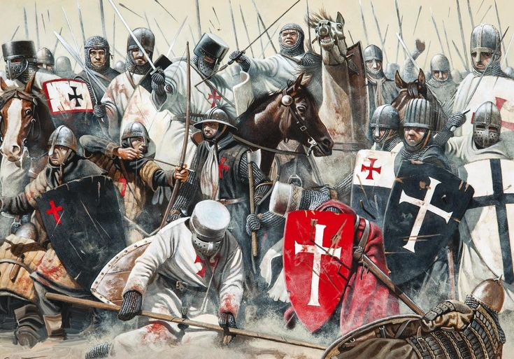 The Battle of La Forbie, also known as the Battle of Harbiyah, was fought October 17, 1244 – October 18, 1244