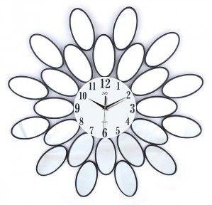 #Clock #JVD Zegar ścienny design HJ25 - Jasněna Vláhová Design - kształty