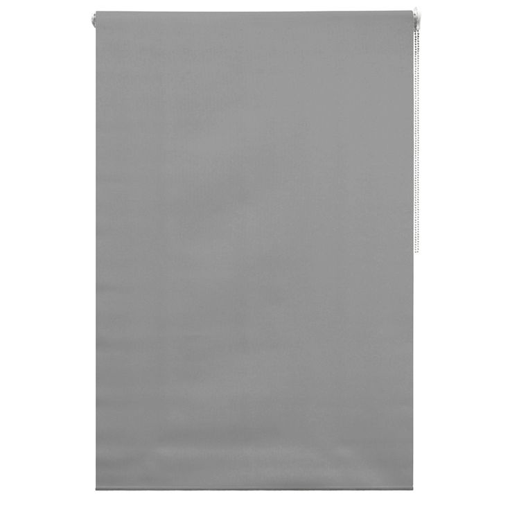 Windoware Charm Indoor Blockout 150x210cm Roller Blind SilverGrey