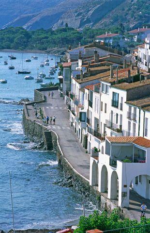 Cadaques, Costa Brava, Girona province, Catalonia.