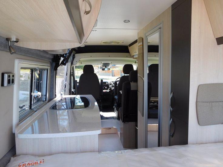 Horizon Banksia+2 Motorhome Fiat Ducato XLWB - Stock No: 8022 - Ballina Campers and Motorhome Centre