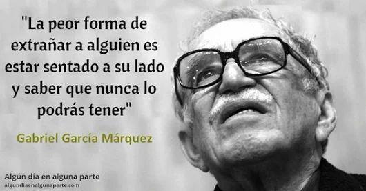 """El 17 de abril de 2014 #TalDíaComoHoy falleció el escritor y periodista colombiano Gabriel García Márquez, ganador del Premio Nobel de Literatura en 1982 y destacado exponente de la corriente literaria denominada """"realismo mágico""""."""