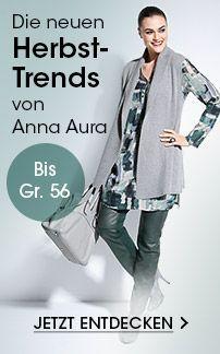 Анна Аура - женственная мода в размерах 40-56