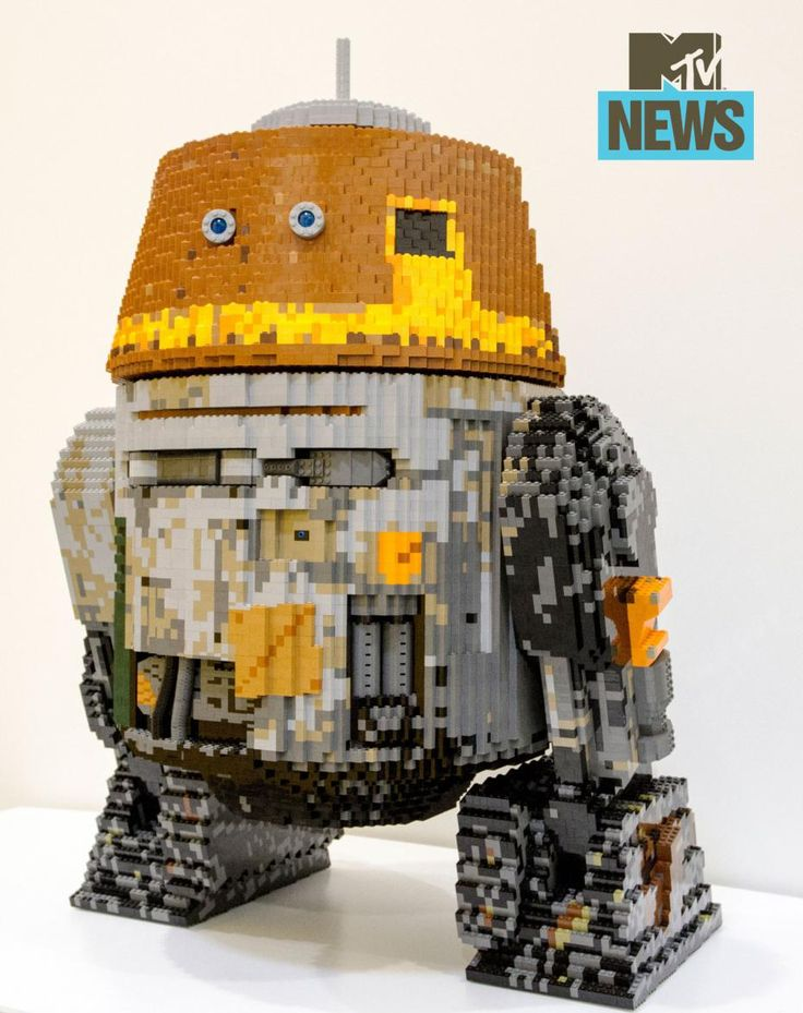 lego choper star wars | Lego, Star Wars, Star Wars 7, Star Wars Rebels, Comic Con 2014, photos ...
