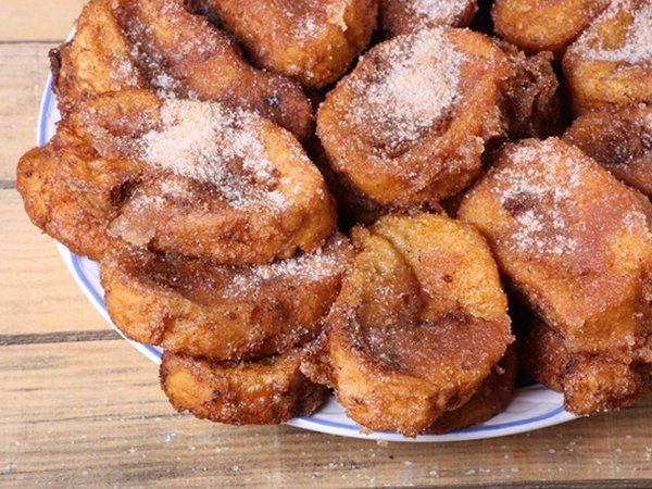 ELLE スパニッシュトースト「トリハス」