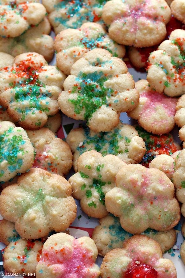 Buttery, crisp and delicious. It is hard to go wrong with the classic Spritz Cookie, recipe courtesy of Betty Crocker. The original recip...