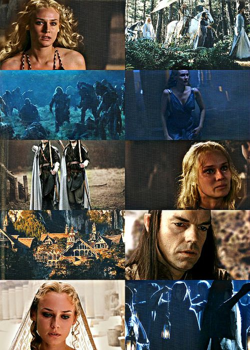 Who Is In Lord Of The Rings And The Hobbit