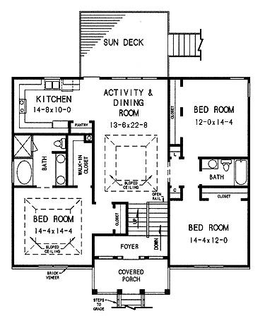 140 best House plans images on Pinterest Cottage floor plans - copy blueprint denver land use and transportation plan