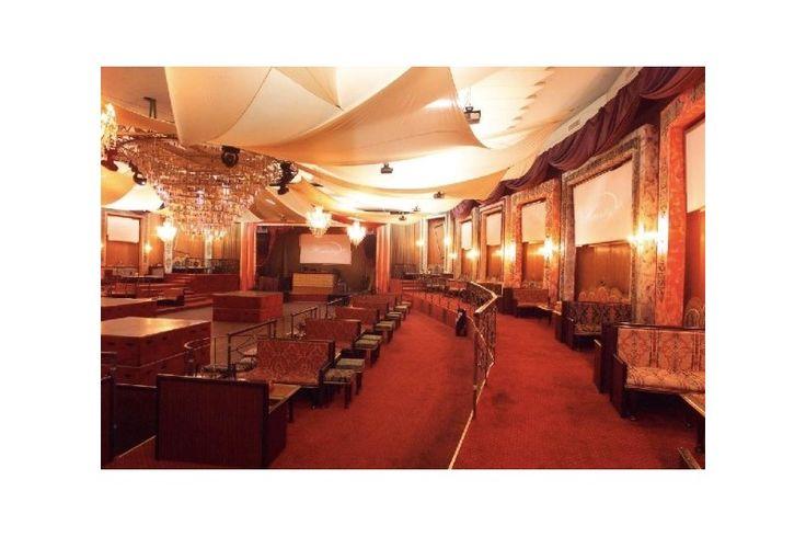 Pentru Kristal Glam Club solutiile de iluminat specifice unui club de nivel international, au fost alese si realizate de catre specialistii Atas Lighting, in Turcia
