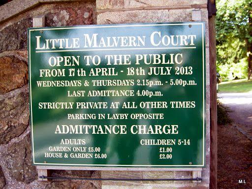 Little Malvern Court - Mieke Löbker - Picasa Webalbums