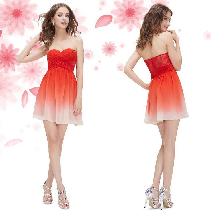 Платье для коктейля цветок без бретелек черный белый высокий стретч ну вечеринку платья выпускного вечера платья 2015 бесплатная доставка HE05230RD
