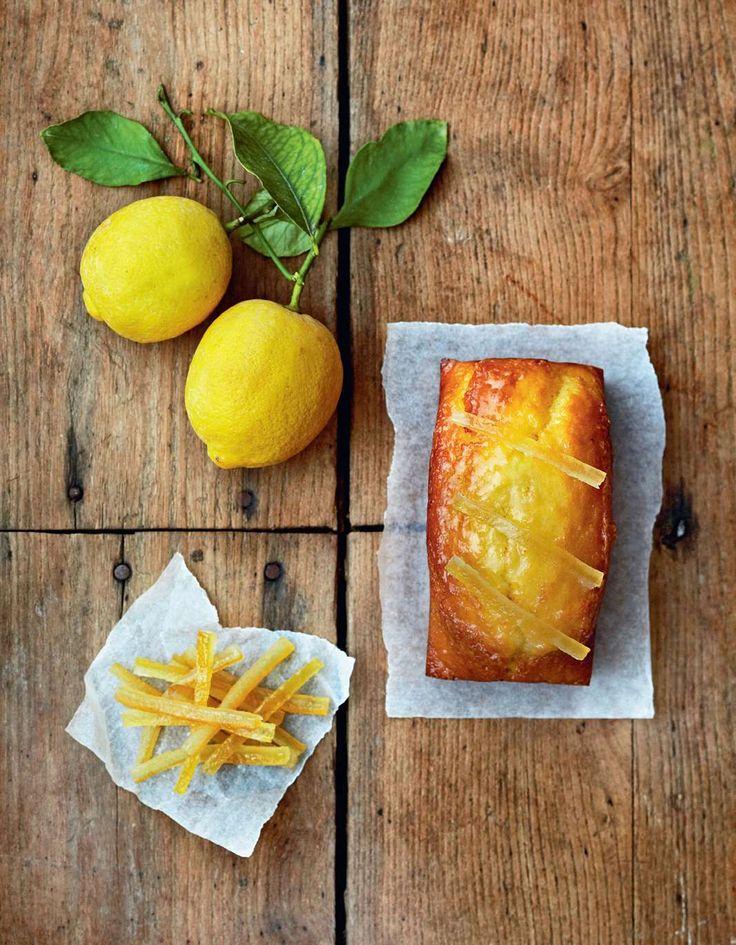 Lemon cake by Julien Merceron from A la Mere de Famille | Cooked