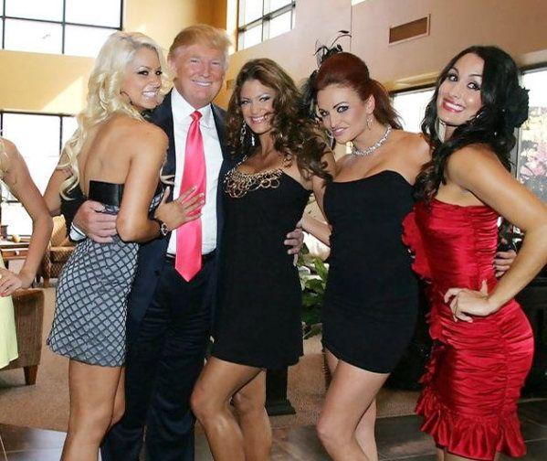 Donald Trump's Former Ex Girlfriends