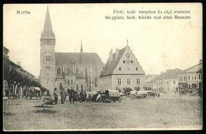 Radničné námestie v Bardejove, Bardejov - Kultúrne a spoločenské zariadenia - Travelguide.sk
