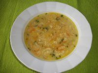 Žmolková polévka - jednoduchá