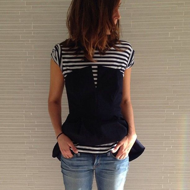 Bustier Top styled by Tash Sefton from theyallhateus.