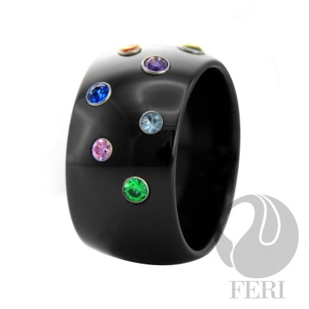 FERI Stormy Lights - Ring