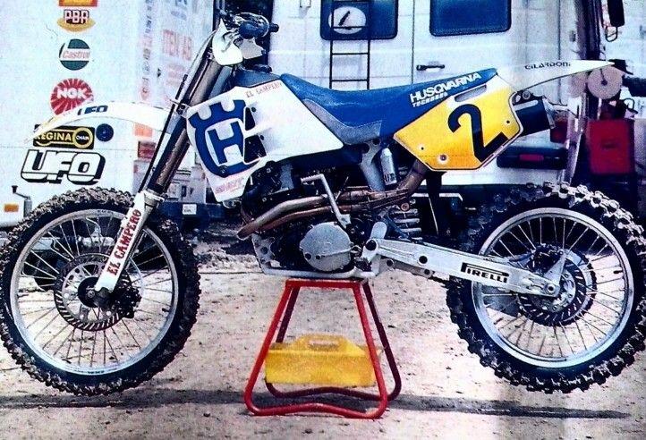 Yamaha Cr