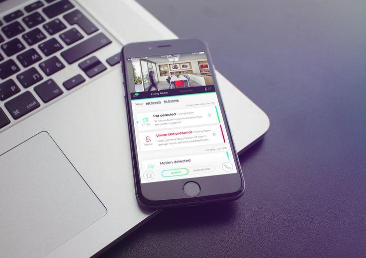 BuddyGuard App by Bureau Oberhaeuser