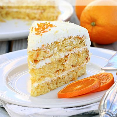 cake recipe cooking com recipes moist orange layer cake with easy ...