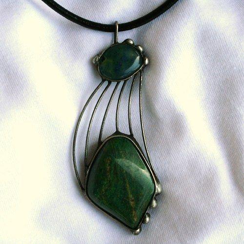 Kouzlo zeleného jaspisu