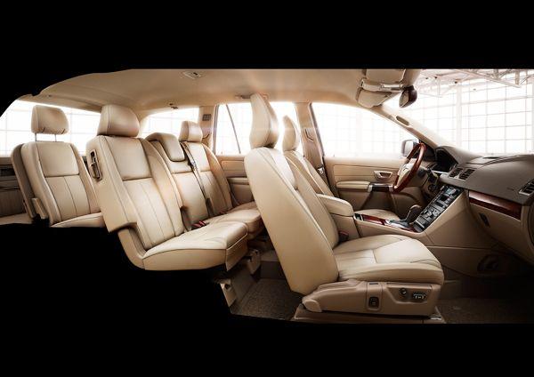 Volvo - XC90 Interior on Behance