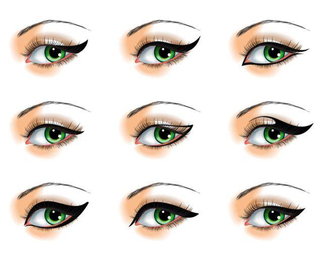 Si fa presto a dire eyeliner! Ecco tutti i miei segreti per i diversi effetti