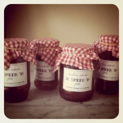Goodbye jam (present) for my colleague