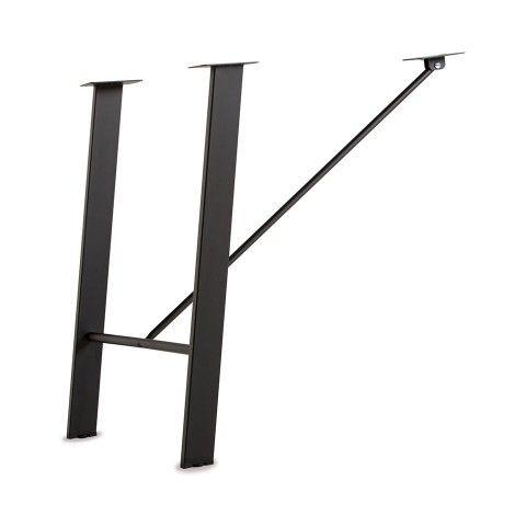 Beslag Design - Ben & hjul / Bordsben - Bordsben T07-710 svart