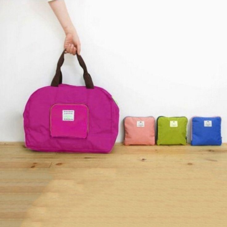 Reusable-Waterproof-Folding-Eco-Shopping-Travel-Shoulder-Bag-Pouch-Tote-Handbag