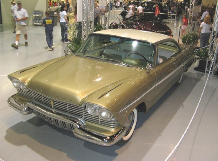 Капсула времени — Plymouth Belvedere провел 50 лет в бункере! — «История автомобилестроения» на DRIVE2