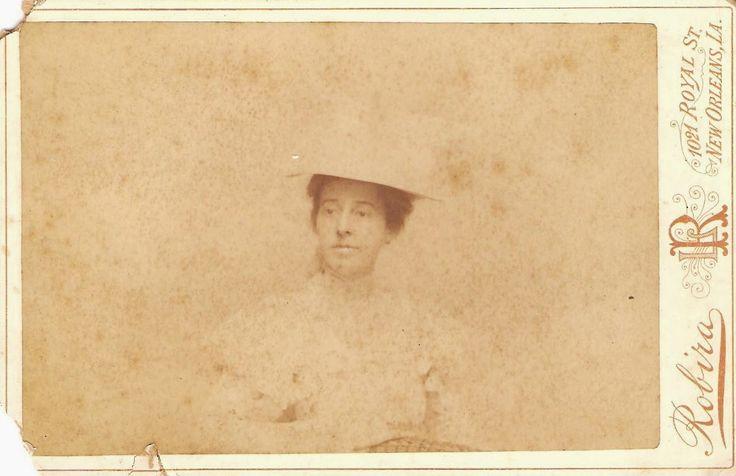 Missy's Snapshots: Grandmother Della